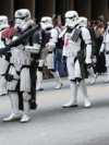 Stormtroopers on parade
