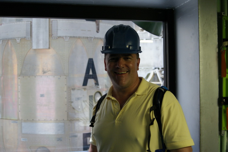 Hard Hats Are Required at the Titan Missile Museum
