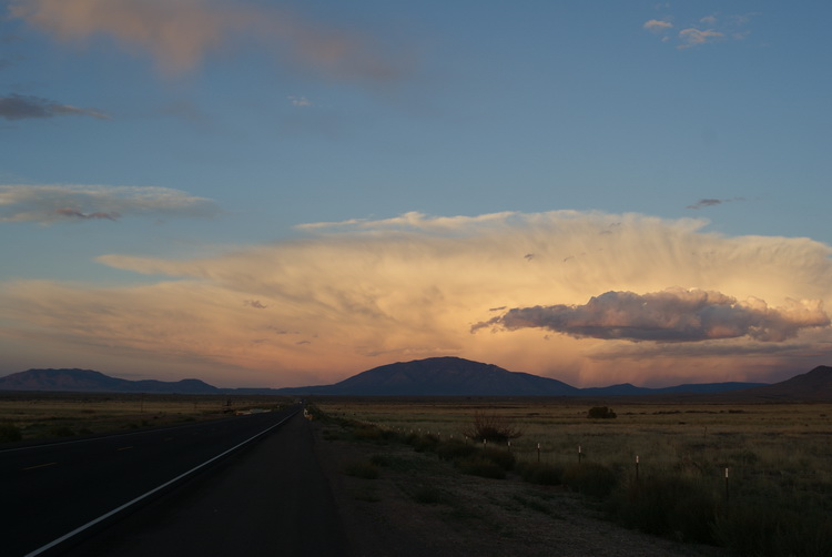 New Mexico Big Sky Beauty