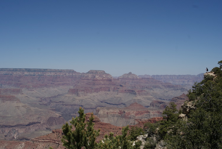 The Gran Canyon