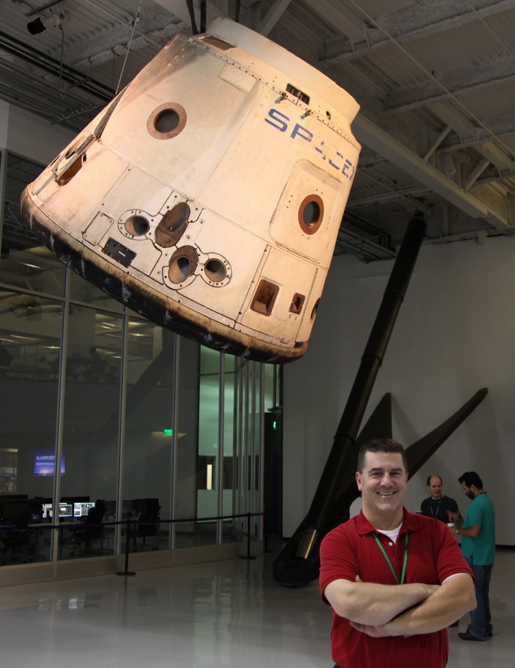 Working at SpaceX