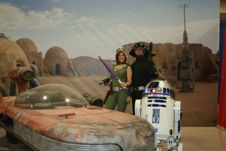 Mara Jade on Tatooine