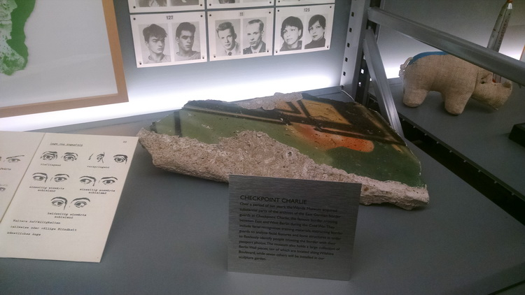 Berlin Wall Chunk