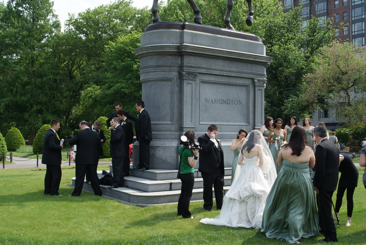 A Commons Wedding
