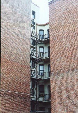 The geometry of modern brickwork