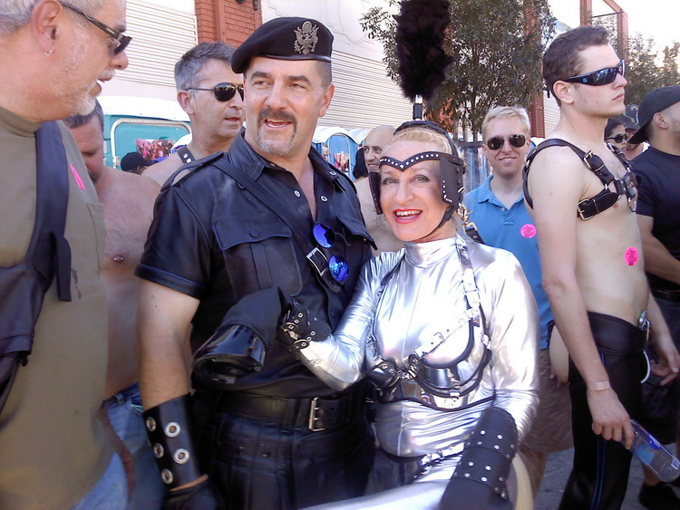 Fun at Folsom 2010