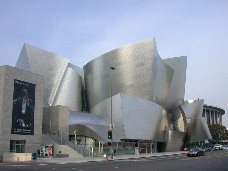 Gehry's Work From Outside