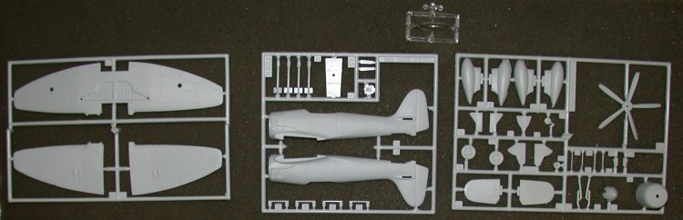 PM Sea Fury Parts