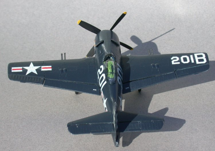 Bearcat from above