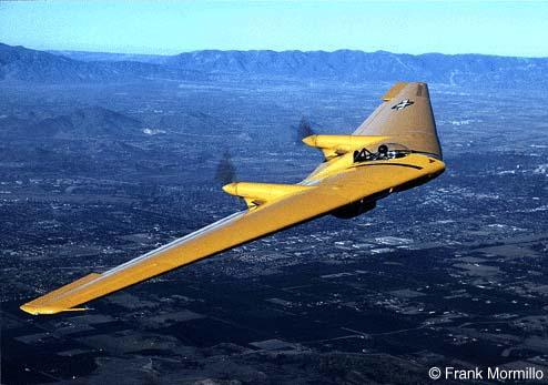 The Northrop N9M-B Flying Wing
